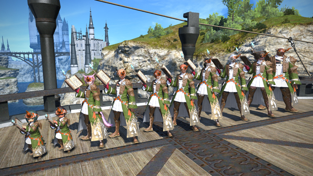 Dev  Blog] Egi-citing News, Everyone - FFXIV News - Hydaelyn Role